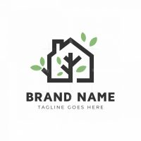 House Plant Logo