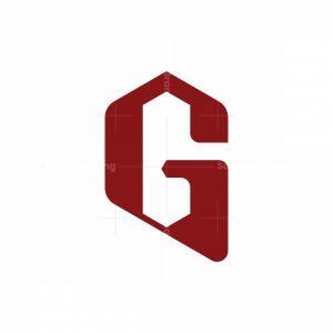 Stylish Letter G Logo