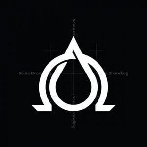 Omega Droplets Logo