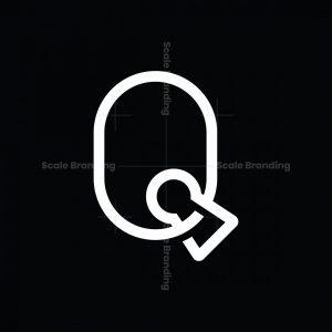 Q Keyhole Logo