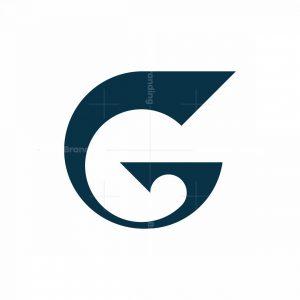 Stylish G Logo