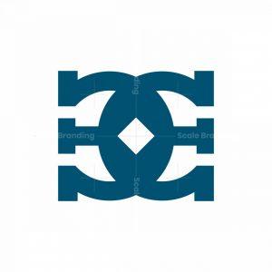 Letter Eo Logo