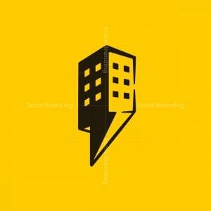 Lightning Building Logo