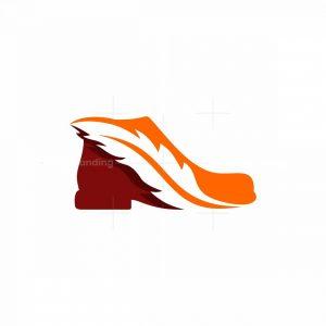 Lightweight Shoes Logo