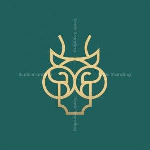 Ornamental Animal Logo