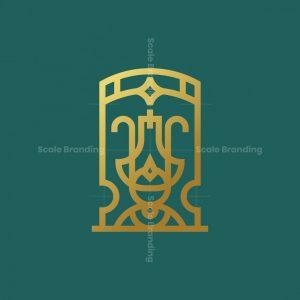Cleopatra Monoline Logo