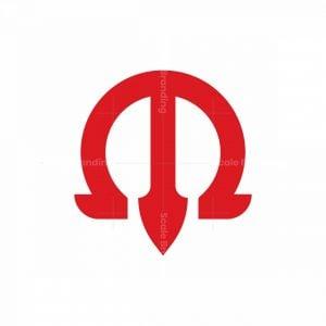 M Omega Logo