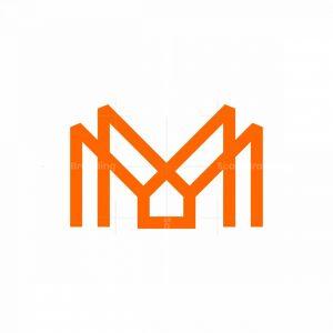 Mm Construction Logo