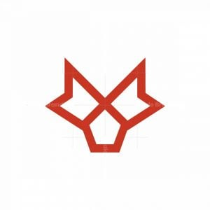 Letter Ym And Fox Logo