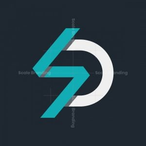 Modern Sd Logo