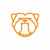 Monogram Bulldog Logo
