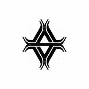 Monogram Letter S Logo