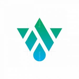 Mountains And Water Logo