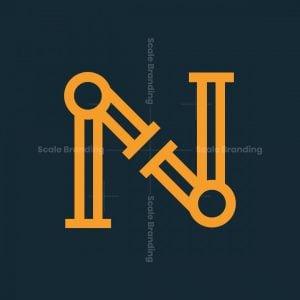 N Minimalist Logo