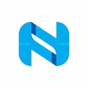 Letter N Y S Ambigram Logo