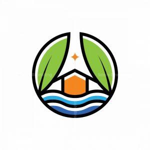 Nature Resort Logo