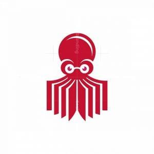 Octopus Book Logo