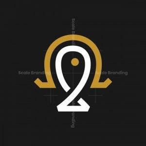 Omega Fish Logo