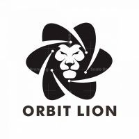 Lion Orbit Logo