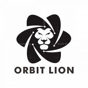 Lion Orbit Logo