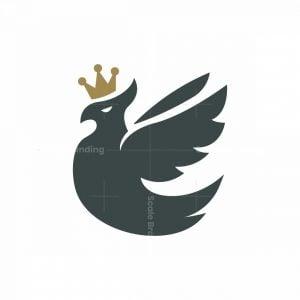 Phoenix King Logo