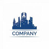 Property Maintenance Symbol Logo