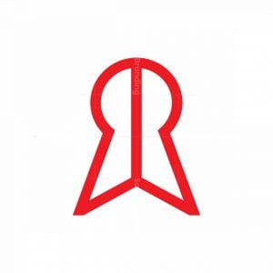 Double R And Keyhole Logo