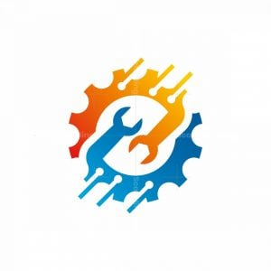 Gear Repair Logo