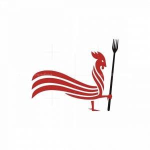 Rooster Fork Logo