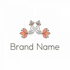 Nature Ornament Logo