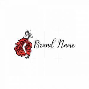 Red Rose Women Logo