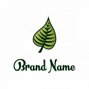 Heart Leaf Logo