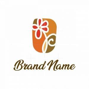 Flower Design Logo