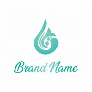 Drop Design Logo