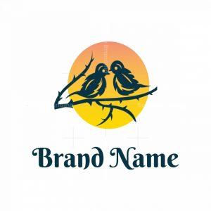 Two Birds Logo