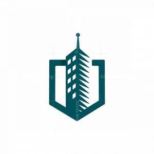 Shield Building Logo