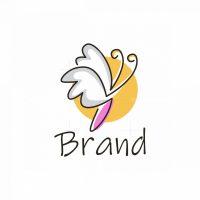 Sweet Butterfly Logo