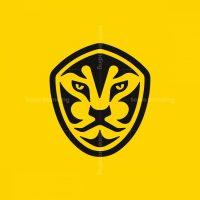 Tiger Face Logo 2