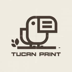 Tucan Print Logo