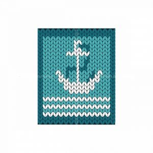 Anchor Knitting Pictorial Logo