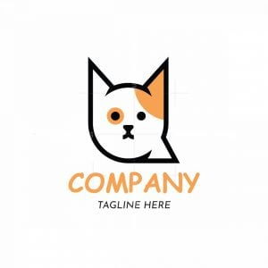 Cat Chat Logo