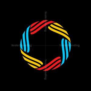 Cool Abstract Circle Logo