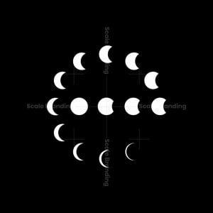 Eclipse Letter E Logo