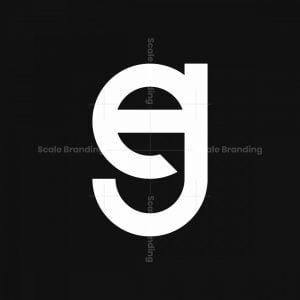Eg Initials Logo