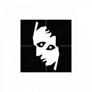 Flip Devil Face Logo