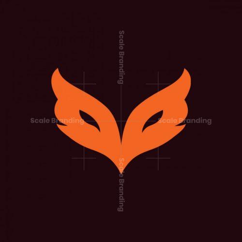 Fox Mask Logo
