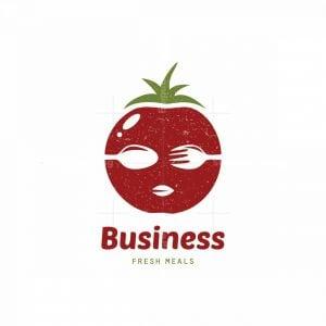 Fresh Meals Symbol Logo