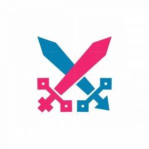 Sword Gender Logo