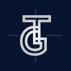 Gt Monogram Logo Gt Tg Logo