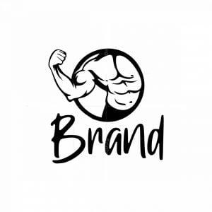 Fitness Icon Logo